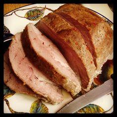 Trader Joes Pork Loin Roast #Paleo