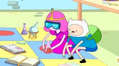 Fin And Jack, Princess Bubblegum, Adventure Time, Childhood, Family Guy, Cartoon, Fictional Characters, Friends, Ideas
