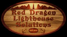 Red Dragon Lighthouse Solutions Gif (EST 2013) Magnetic Power Generator, Thermal Mass, Red Dragon, Water Systems, Green Building, Solar Energy, Lighthouse, Gifs