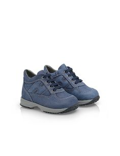 "#HOGAN ""First Steps"" Spring - Summer 2013 #collection: nubuck INTERACTIVE."