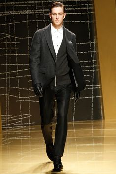 Ermenegildo Zegna Fall 2013 Menswear Collection Slideshow on Style.com [#28]