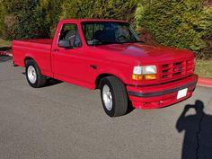 Ford Lightning, Sport Truck, Chevrolet Ss, Ford Trucks, Cars, Vehicles, Line, Autos, Car