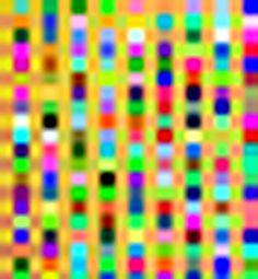 One corrupt file = A colorful, brilliant exhibition - The Washington Post