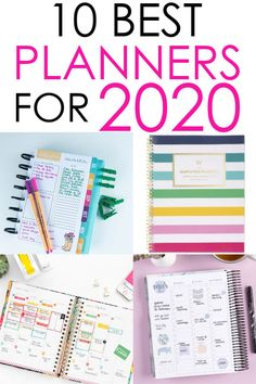 The Ultimate Planning Notebook Collection