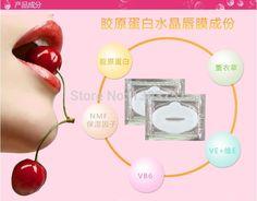 3pcs Guarantee Crystal Collagen Lip Mask Lip Membrane Repair lip wrinkles Super Hydrating Moisture Mask|143e61ef-d5c2-4c25-be6f-2cc8236b8426|Lip Care