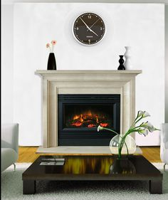Builder Series - Fireplaces - Canamould.com