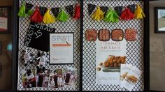 Community Boards, 10 Anniversary, All The Way, Catering, Diy And Crafts, Cow, Marketing Ideas, Board Ideas, Holiday Decor