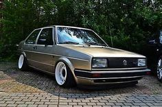 O F F E R S !!! RARE 1986 VOLKSWAGEN JETTA COUPE 1.6TD, CLASSIC CAR, CUSTOM CAR