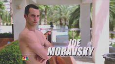 American Ninja Warrior Joe Moravsky
