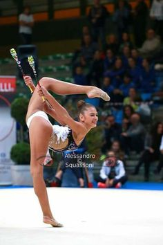 Aleksandra Soldatova (Russia), Serie A Italy 2016 Gymnastics Flexibility, Acrobatic Gymnastics, Sport Gymnastics, Artistic Gymnastics, Gymnastics Photography, Gymnastics Pictures, Sporty Girls, Gym Girls, Female Gymnast