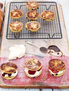 Wonderful Welsh cakes | Jamie Oliver | Food | Jamie Oliver (UK)