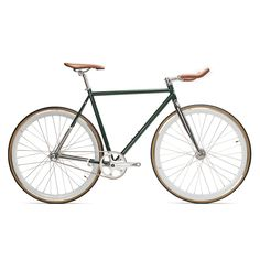 State Bicycle Co Fixed Gear Fixie Single Speed Bike, Ranger 2.0, 49cm