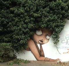 Ingenious Street Art. Beautiful Streets....