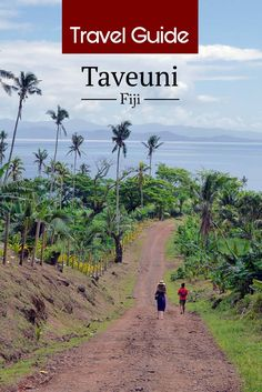 A hidden gem in the South Pacific offering beautiful unspoilt beaches, bushwalks, waterfalls and historic sites, making Taveuni one of Fiji's top islands. Read More: http://blankcanvasvoyage.com/fiji/taveuni-island-travel-guide/