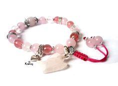 Health 2020, Minerals, Zen, Dangles, Beaded Bracelets, Crystals, Jewelry, Design, Bijoux
