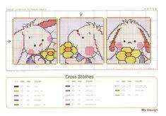 point de croix - cross stitch ...