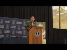 Lycoming Football: Video - Mr. Bill Byham Remembered at the 2017 Lyco...