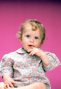Michelle Tanner from Full House is the cutest thing in the world