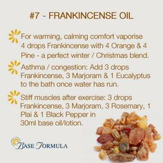Frankincense essential oil is deeply calming. Frankincense Essential Oil, Essential Oil Uses, Doterra Essential Oils, Young Living Essential Oils, Healing Oils, Healing Herbs, Aromatherapy Oils, Simply Aroma, Homeopathic Remedies