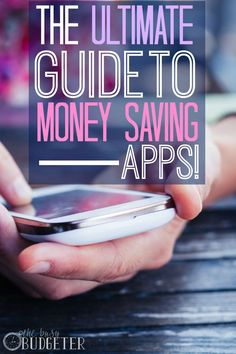 The Ultimate Guide To Money Saving Apps! Which ones are worth your time, which ones aren't. Which ones can save or make you a ton! Three of these apps pay for our Christmas every year.