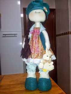 Monografico de muñeca rusa.