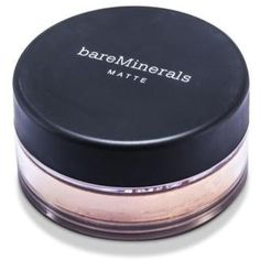 Bare Escentuals BareMinerals Matte SPF15 Foundation - Fairly Medium 6g/0.21oz >>> Check out the image by visiting the link. (This is an affiliate link and I receive a commission for the sales)