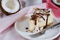 Kokosový cheesecake - Zo srdca do hrnca Cheesecake, Smoothie, Pudding, Ice Cream, Desserts, No Churn Ice Cream, Tailgate Desserts, Deserts, Cheesecakes