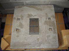 Tegelkachel/Masonry Heater/PDM/...: 2009 Er 5, Concrete, Box, House, Stove, Home, Haus, Boxes, Houses