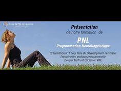 Présentation de la formation en PNL (programmation neurolinguistique) - YouTube