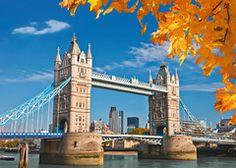 Blick auf die Tower Bridge