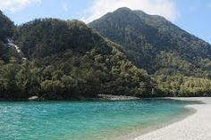 Haast River South Island, View Map, River, Outdoor, Outdoors, Outdoor Games, Outdoor Living, Rivers