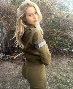 1086 Best Israel women soldiers images in 2019 | Female