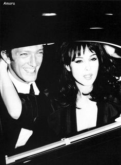 Vincent Cassel and Monica Bellucci by Ellen von Unwerth, 2005
