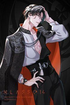 who made me a princess Claude x king seme