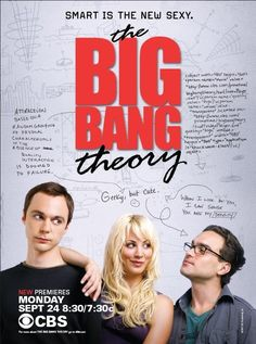 The Big Bang Theory (2007) Poster