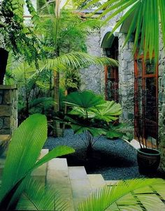 《设计秀》: 这么布置庭院,比花园还要美!(组图) - 由flyer发表 - 文学城