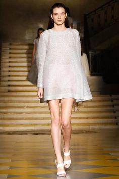Emilia Wickstead Ready-To-Wear Spring Summer 2015 #LFW