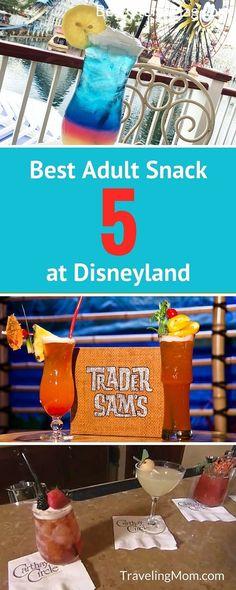 5 Best Adult Snacks at Disneyland - Traveling Mom