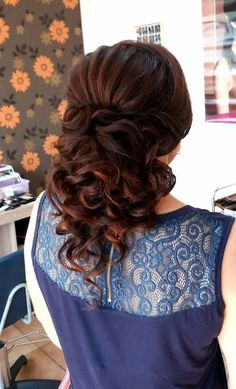 Hair Goals, Mother Of The Bride, Updos, Wedding Hairstyles, Braids, Dreadlocks, Long Hair Styles, Beauty, Easy Healthy Recipes