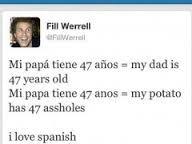 will ferrell twitter