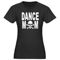 SKULL Women's Fitted T-Shirt (dark)