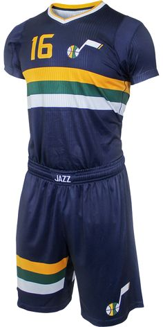 Refreshed Utah Jazz