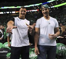 Gronk: Parents created two rules about bro fights