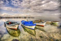 Colours on the sea by nejdetduzen