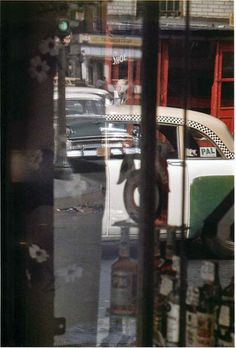 by Saul Leiter