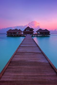 Overwater Spa in Maldives