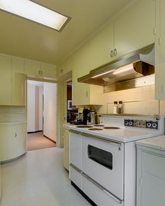 Groovy 1947 SoCal House Includes Vintage Kitchen For $1M - Curbed