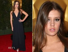 Adele Exarchopoulos In Dior – Governors Awards 2013