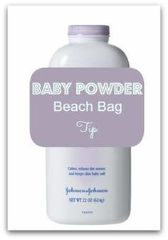 This is a MUST HAVE for your beach bag!!!