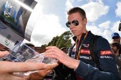 Daniil Kvyat Scuderia Toro Rosso
